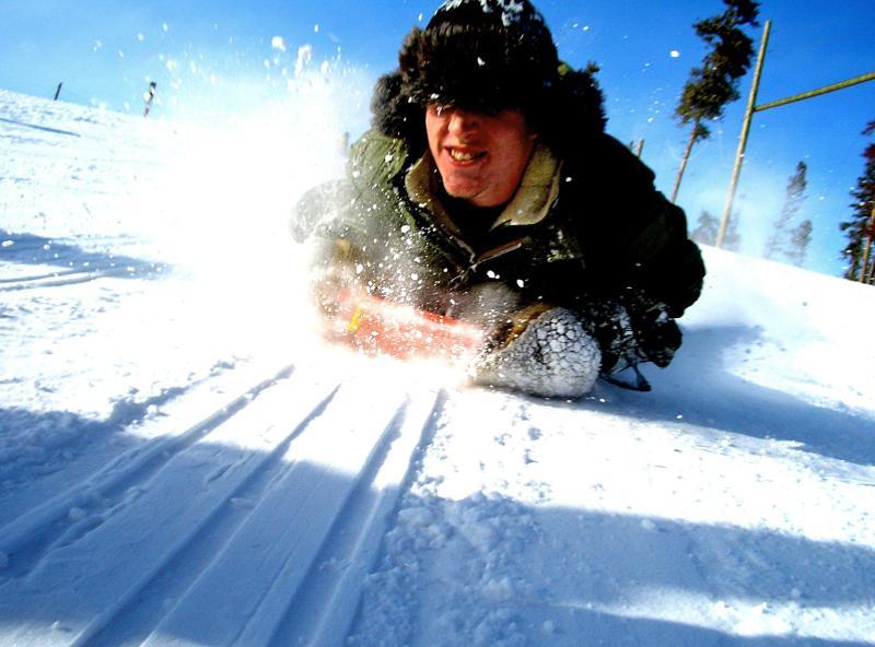 Zajęcia sportowe podczas ferii zimowych