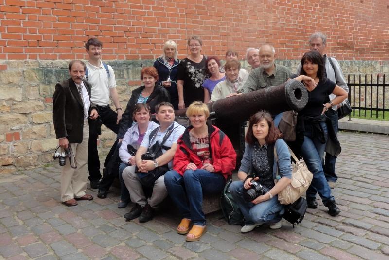 Nauczyciele i pracownicy ZSEiI z wizytą studyjną w stolicach Łotwy i Szwecji
