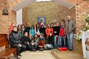 Szkolne Koło Caritas ZSEiI
