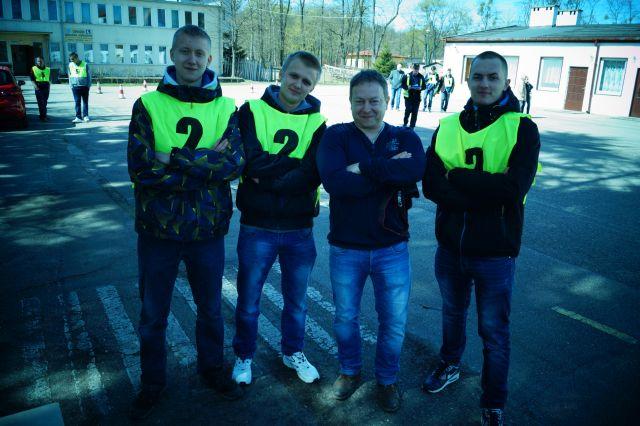 Zwycięstwo w Warmińsko – Mazurskim Młodzieżowym Turnieju Motoryzacyjnym