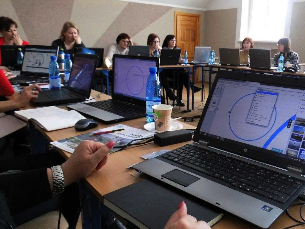Polsko-litewskie partnerstwo nauczycieli