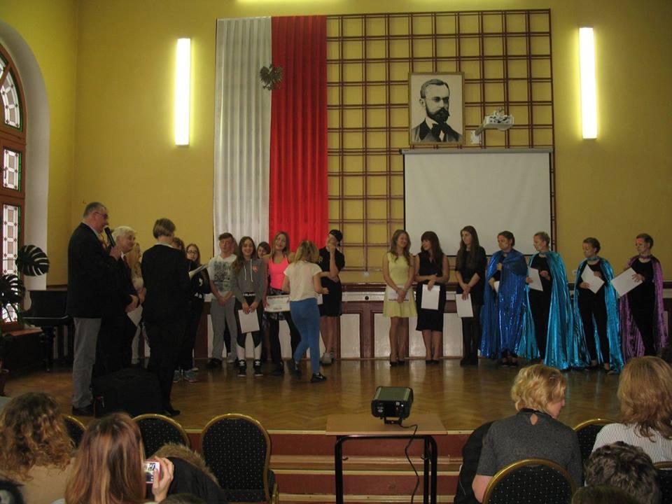 Gala Przeglądu Artystycznego Młodzieży