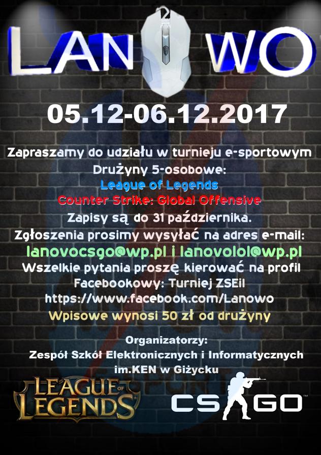 Turniej Lanowo